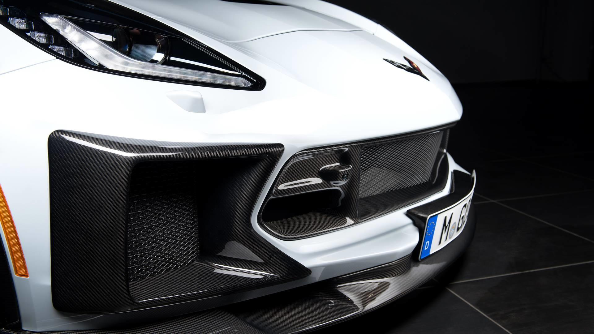 Foto de Corvette Z06 Geiger Carbon 65 Edition (5/15)