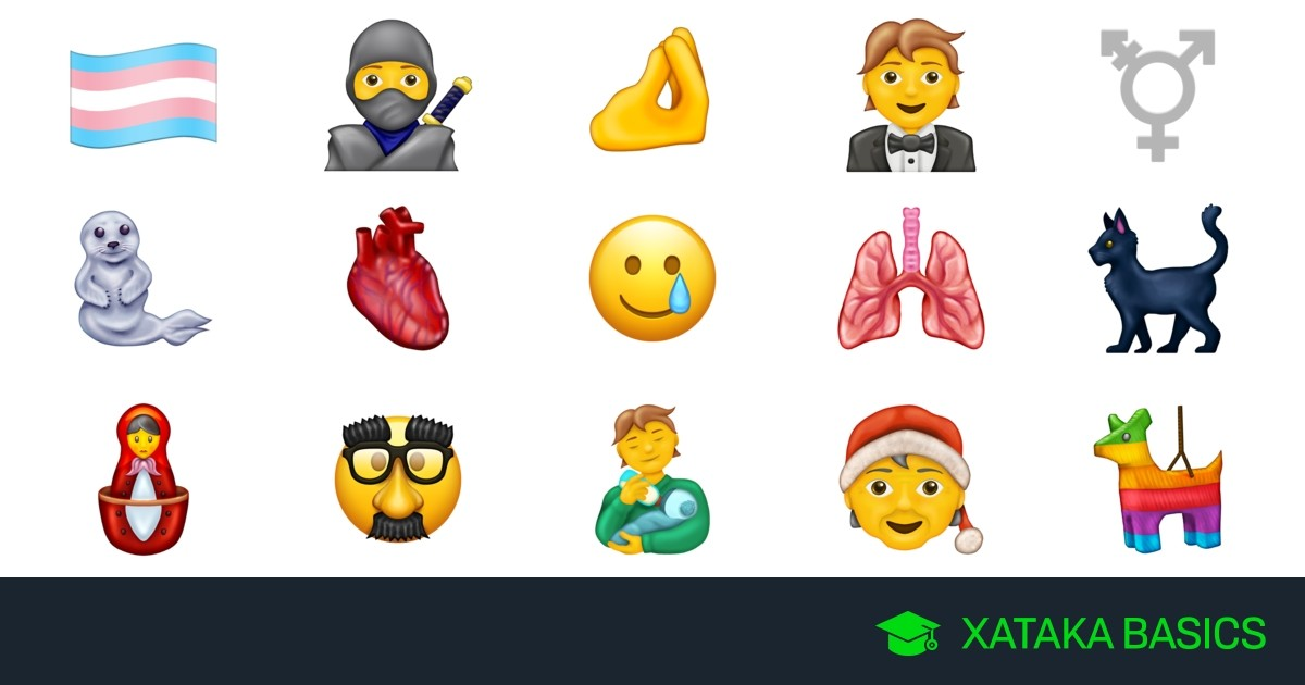 Nuevos Emojis De 2020 Lista Completa De Las 117 Nuevas Incorporaciones De Emoji V13 0 De Unicode