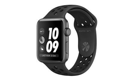 Llevarte el Apple Watch Series Nike+ de 38 mm en gris espacial sólo te cuesta 215,10 euros usando el cupón PILLALO10 de eBay
