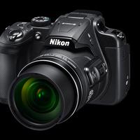 Cámara Nikon Coolpix B700, con sensor de 20,3 megapixeles y grabación 4K, por 283 euros