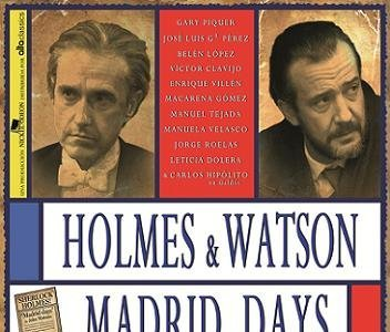 'Holmes & Watson, Madrid Days' y 'Abraham Lincoln: Cazador de Vampiros', carteles