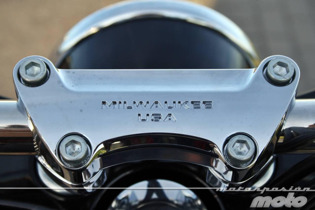 Foto de Harley Davidson DYNA Street Bob, prueba (valoración, ficha técnica y galería) (5/35)