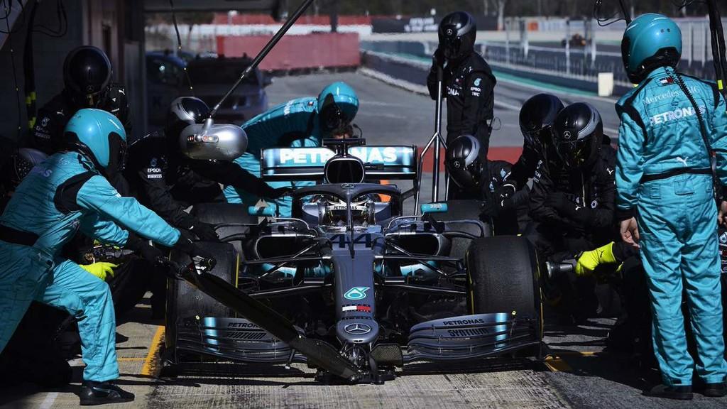 Así es la nueva gasolina sintética y sin emisiones que la Fórmula 1 se plantea incorporar en 2021