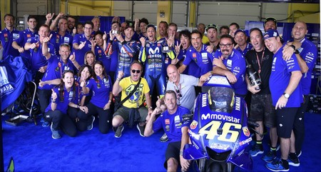 Box Yamaha Gp Alemania Motogp 2018