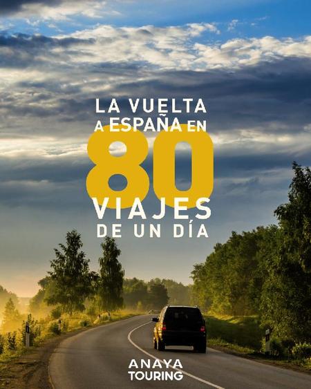 Libro La vuelta a España en 80 viajes de un día