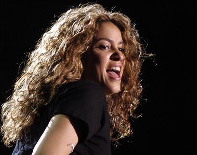 Shakira ha elegido a Roberto Cavalli para su gira