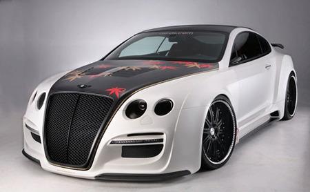 TETSU GTR, o cómo arruinar un Bentley