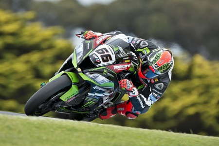 Tom Sykes Phillip Island Superbike 2017
