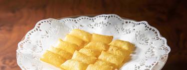 Cómo hacer patatas suflé o soufflé, la guarnición más elegante para tus menús de Navidad