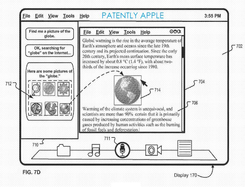 Foto de Patente de Siri para OS X (16/17)