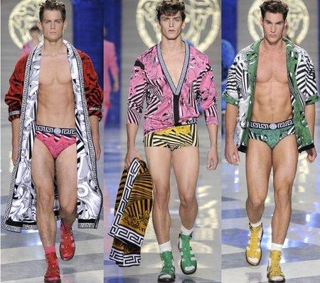 Lo mejor de la Semana de la Moda de Milán Primavera-Verano 2012 (III)