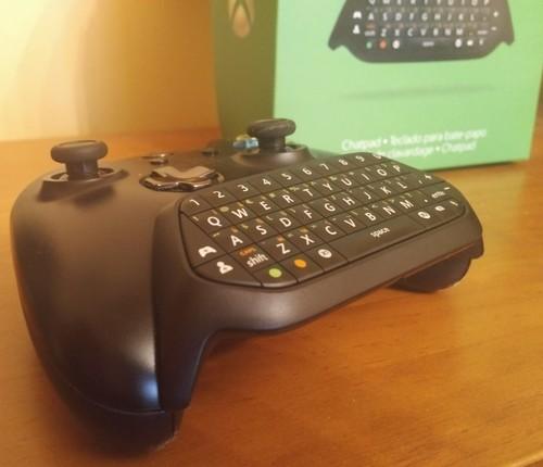 Análisis del Chatpad de Xbox One, un accesorio imprescindible y con muchas posibilidades