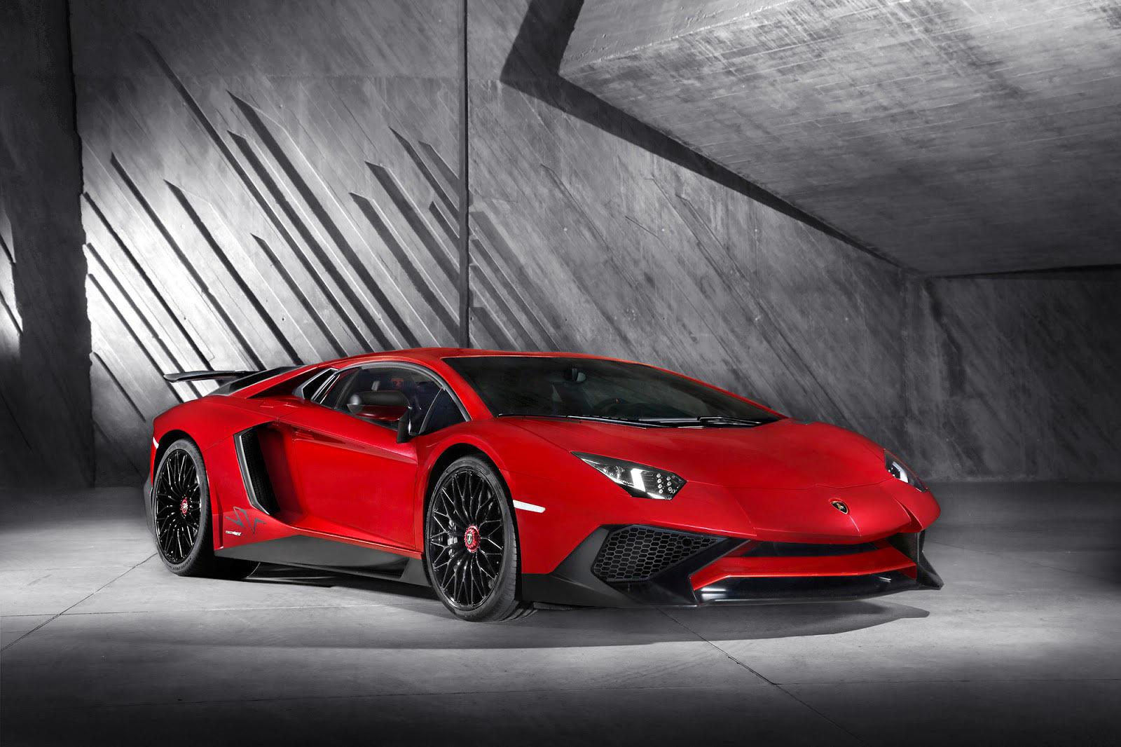 Foto de Lamborghini Aventador SV (1/21)