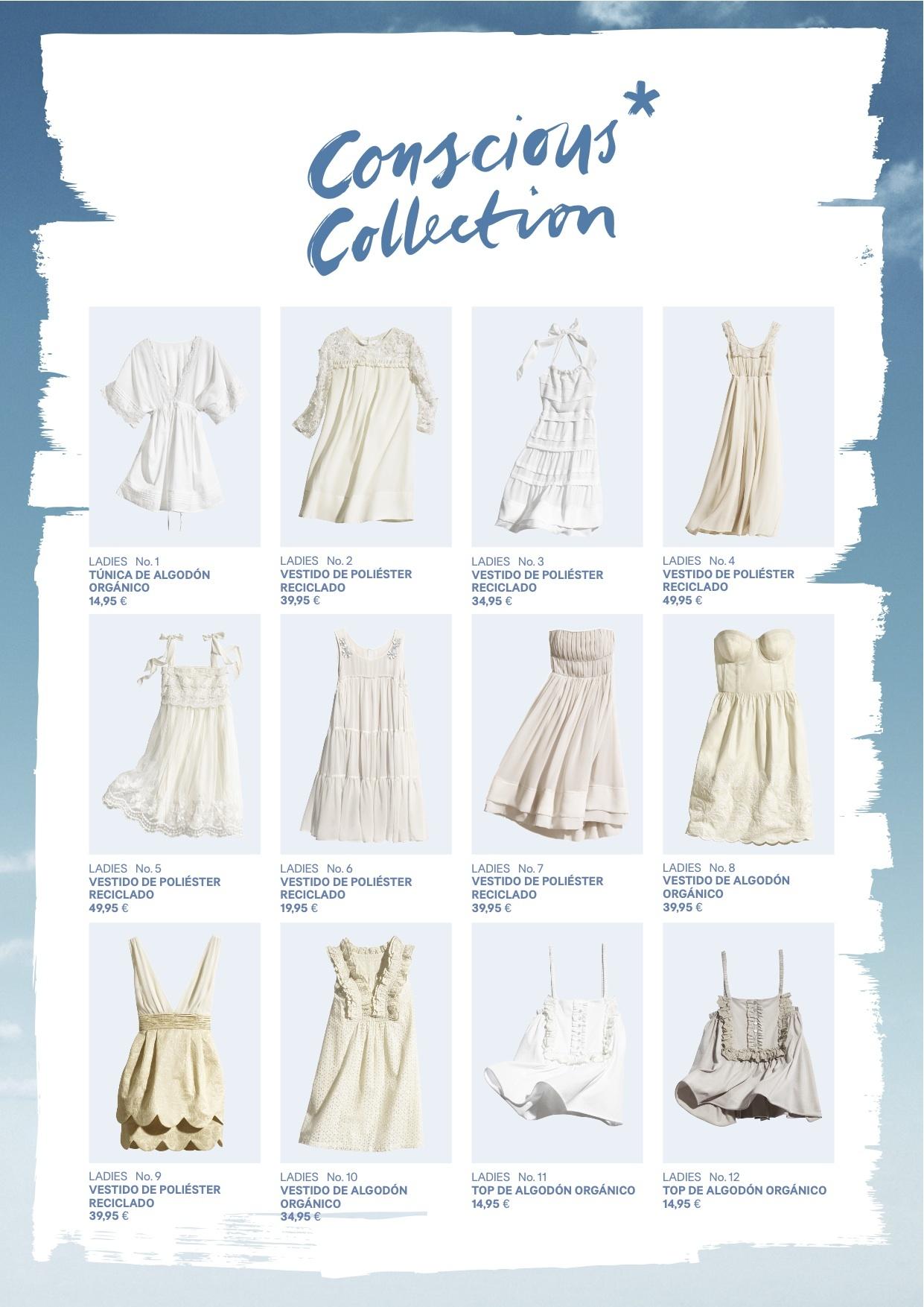 """Foto de H&M Conscious Collection Primavera-Verano 2011: la moda tiene su colección """"sostenible"""" (1/4)"""