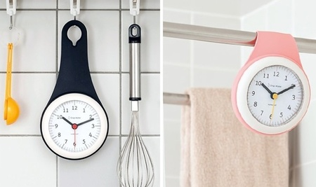 Relojes para colgar, prácticos y decorativos