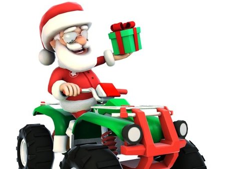'Joe Danger: Special Edition' recibirá mañana un DLC gratuito (temporal) con un Papá Noel motorizado. Tráiler sobre él