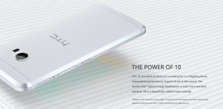 HTC 10 Lifestyle, la versión light del HTC 10 con Snapdragon 652 y 3GB de RAM