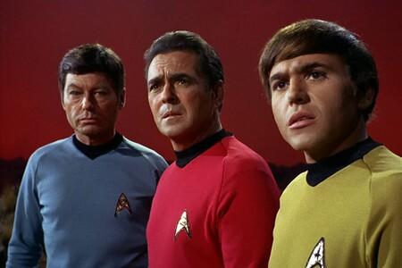 Las cenizas de Scotty de 'Star Trek' viajaron en secreto a la Estación Espacial Internacional y llevaban ocultas cerca de 12 años