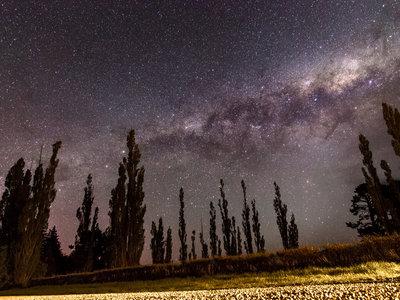 Halladas misteriosas señales en 234 estrellas, pero nadie quiere aventurarse con las conclusiones