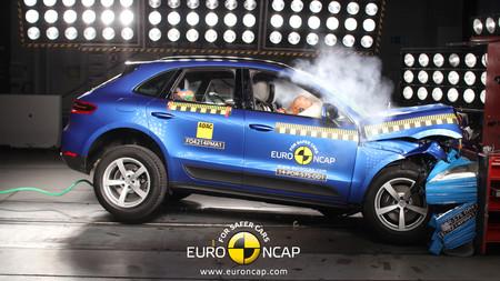Crash Test Euroncap Porsche Macan