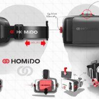 Homido nos trae la realidad virtual a nuestro teléfono: Análisis