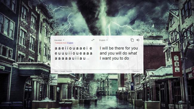 Traductor De Google Fantasmas