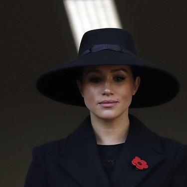 Meghan Markle y Kate Middleton se reencuentran de nuevo en el Día del Armisticio. Así han sido sus looks