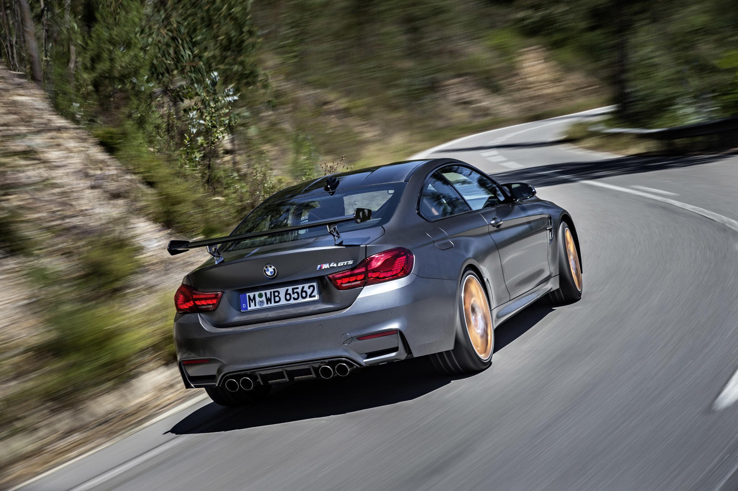 Foto de BMW M4 GTS (28/54)