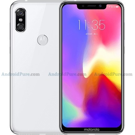 Motorola copia iPhone X 2