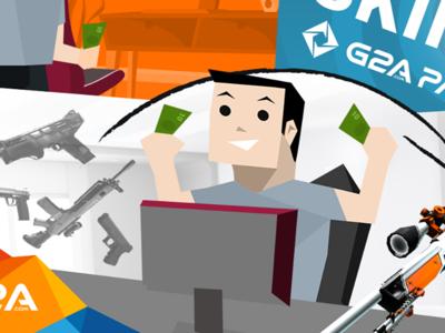 A partir de julio, G2A ofrecerá los nombres y direcciones de los vendedores de keys