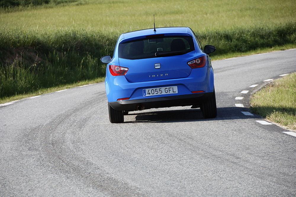 Foto de Seat Ibiza SportCoupe (68/100)