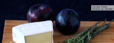 Croissants de hojaldre rellenos de lacón, brie y ciruela: receta para devorar a cualquier hora