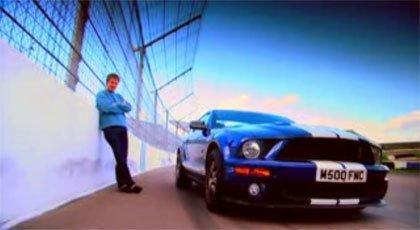 Fifth Gear y el Shelby Mustang GT500