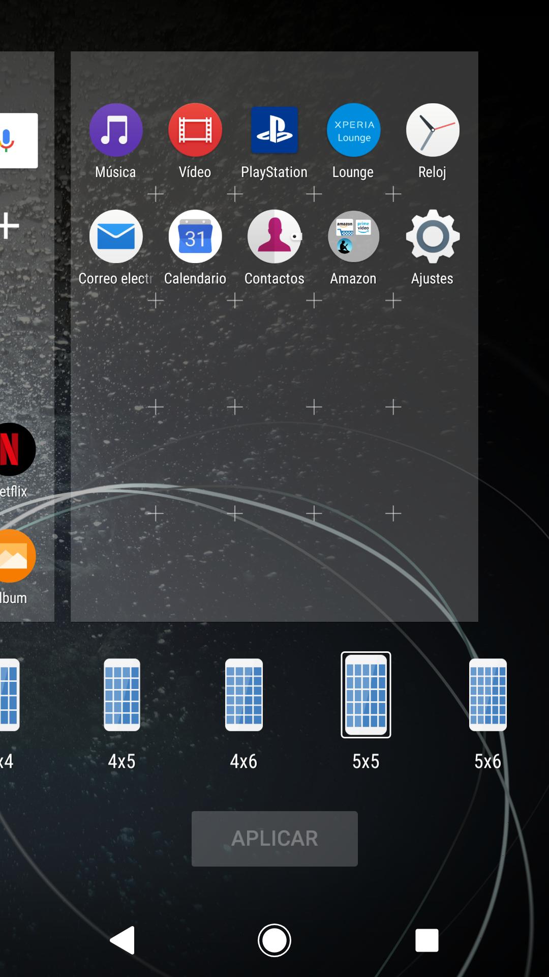 Foto de Sony Xperia XA2 Ultra, capturas de software (10/26)