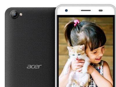Acer Liquid Z6E, pantalla IPS y Android 6.0 para los presupuestos más ajustados