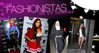 Los fashionistas de la semana: el halloween más cool... ¡y el más terrorífico!