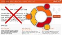 No habrá más Ubuntu Netbook Edition