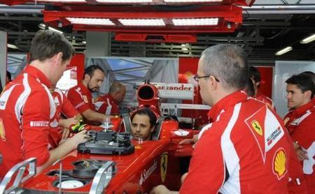 """Felipe Massa: """"si mi única opción es ir a un equipo pequeño...prefiero retirarme"""""""