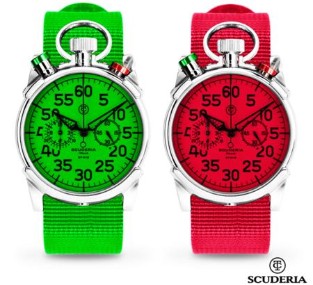 Corsa Reloj Ct Scuderia