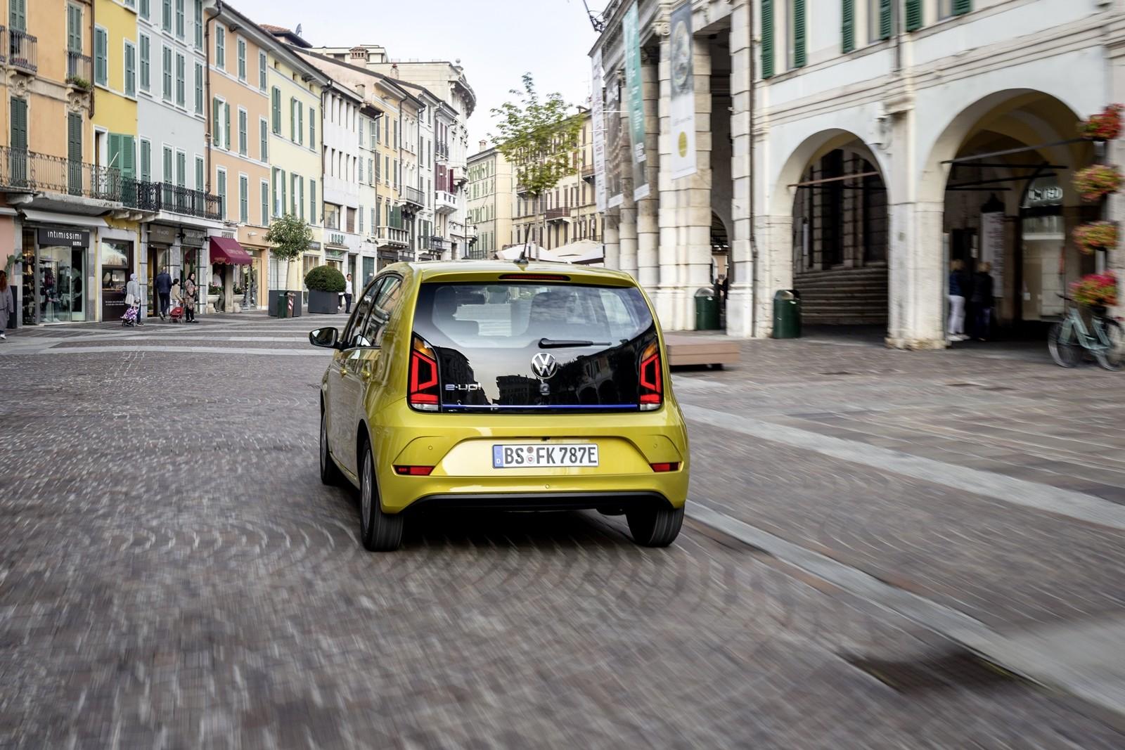 Foto de Volkswagen e-up! 2019 prueba contacto (14/33)