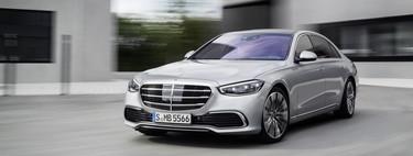 El Mercedes-Benz Clase S 2021 controla tu casa, reconoce tu rostro y es pura tecnología