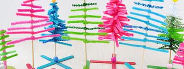 Un DIY sencillo y divertido para disfrutar con los niños en el día de Navidad