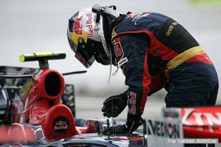 Sebastian Vettel, el otro grande de Hockenheim