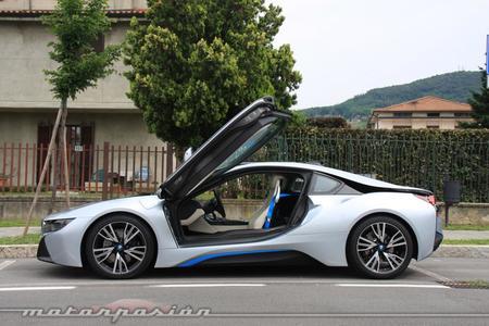 BMW i8 Presentacion 5