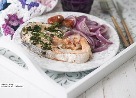 Salmon Cilantro