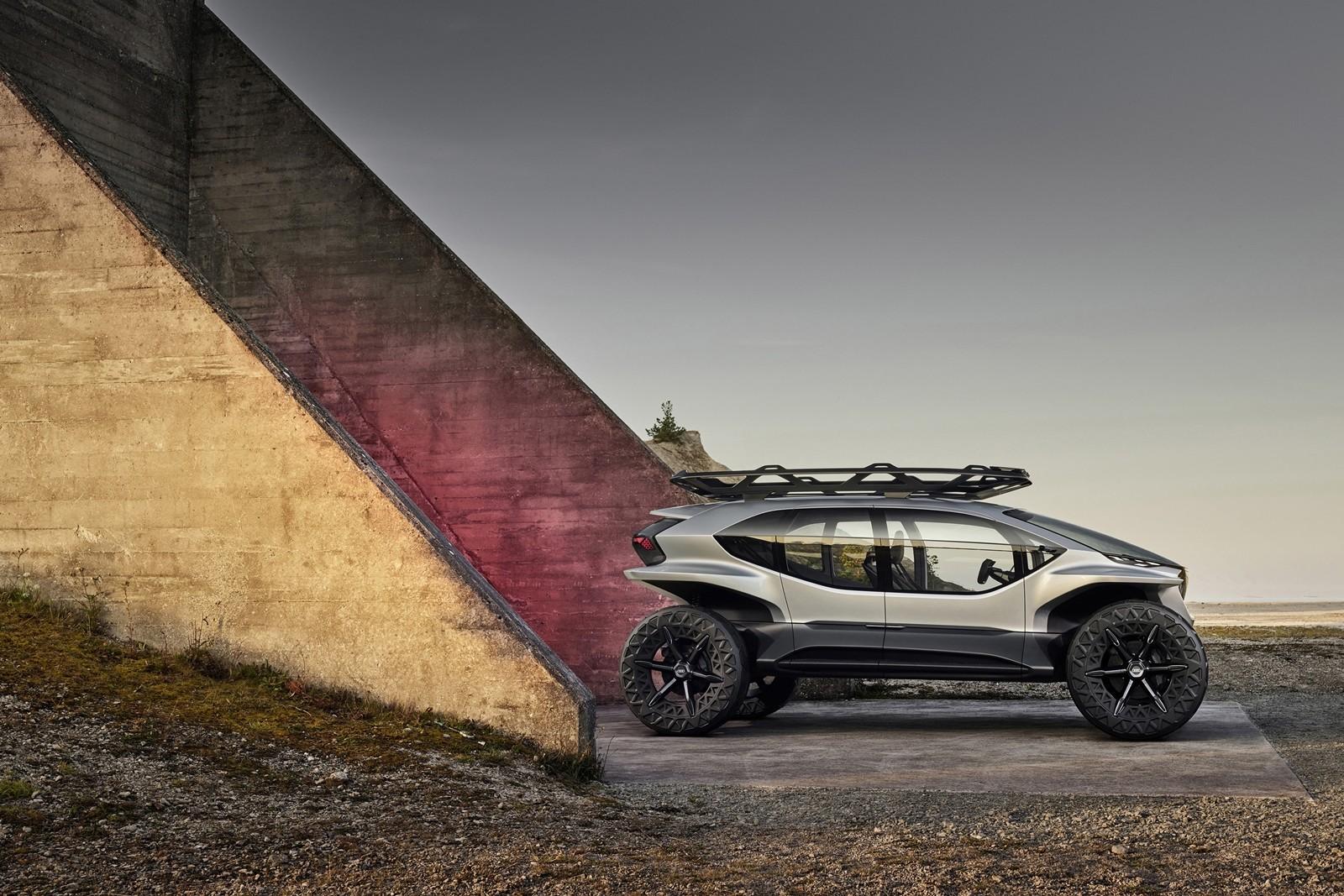 Foto de Audi AI:trail quattro 2019 (8/32)