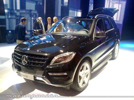Mercedes-Benz Clase M 2012, a fondo (parte 2)