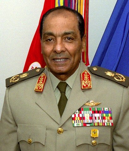 El actual presidente de Egipto pudo participar en el apagón de la red