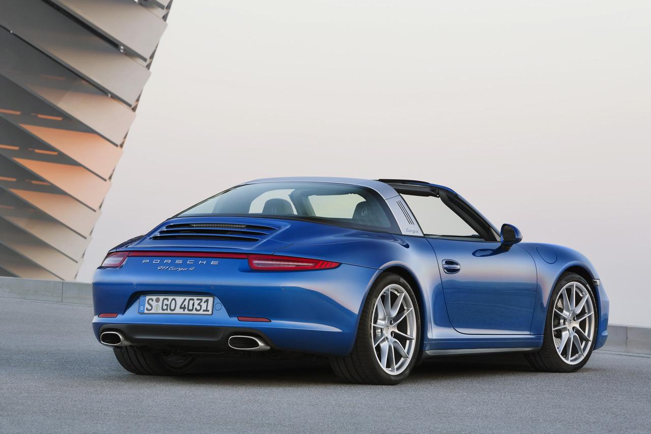 Foto de Porsche 911 Targa 991 (9/11)