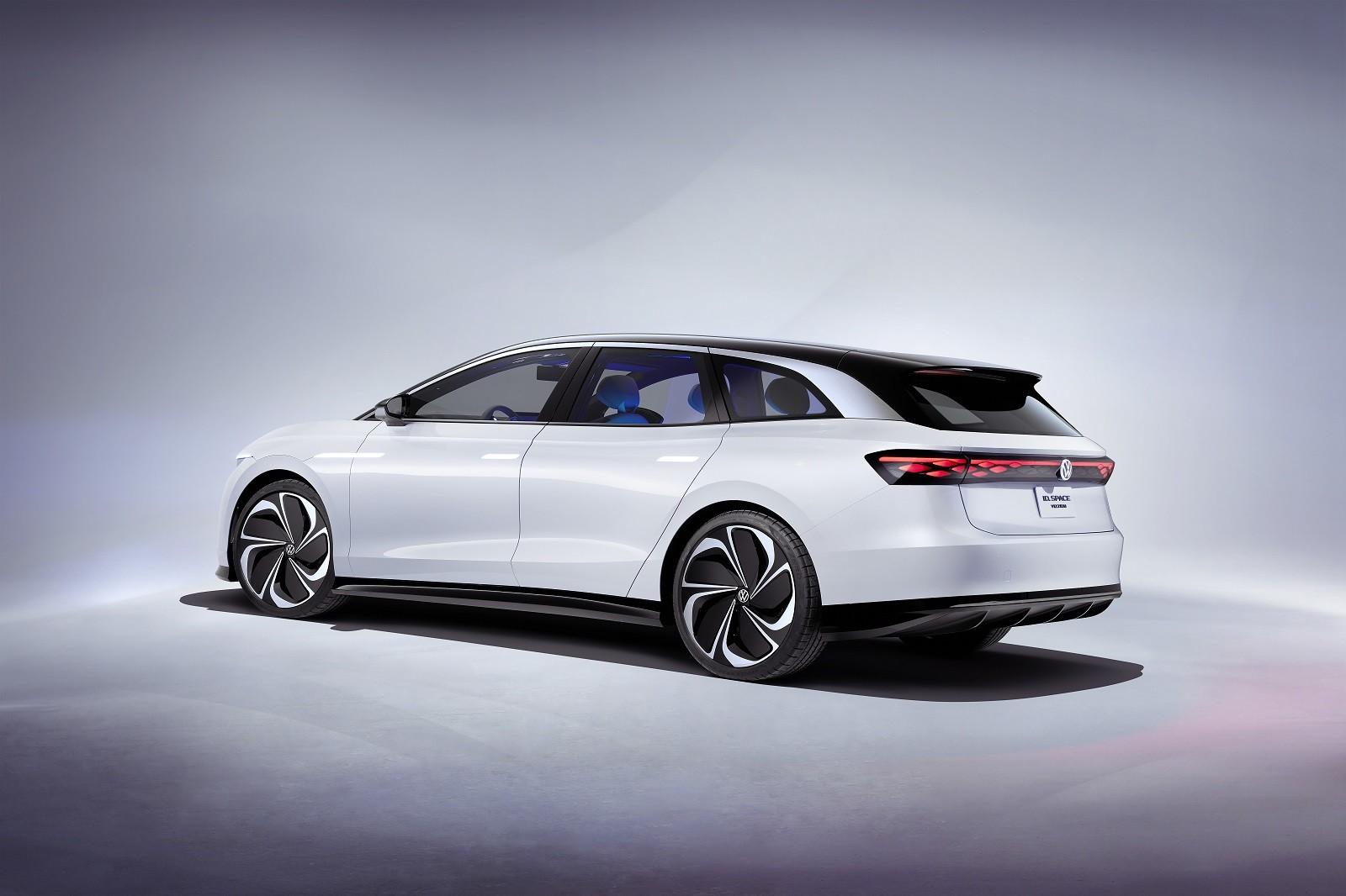 Foto de Volkswagen ID. Space Vizzion Concept (25/32)